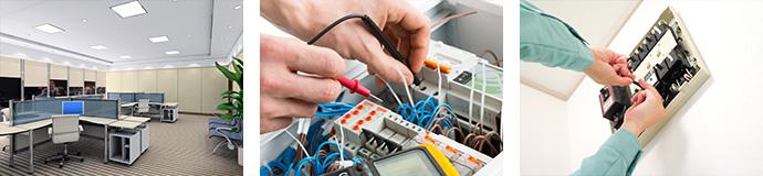 電気設備工事:改修工事